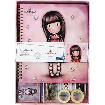 Gorjuss Colour Me Scrap Boekenset