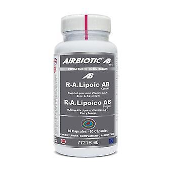 RA. Complexe Lipoic AB 60 capsules