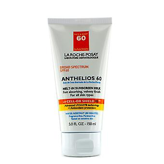 אנליוס 60 ממיסים בחלב קרם הגנה (לפנים & גוף) 110593 150ml/5oz
