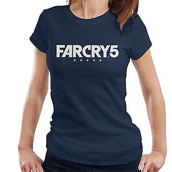 Far Cry 5 Stars Logo Women's T-Shirt