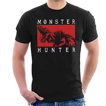 Monster Hunter Anjanath Roar Men's T-Shirt