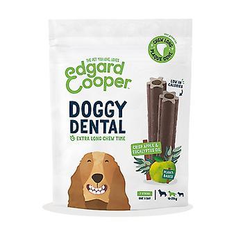 Dental Snack for Medium Dog Apple and Eucalyptus 175 g