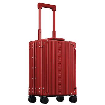 "ALEON Vertical Business Carry-On 20"" Cabinewagen 50 cm 4 wielen, rood"