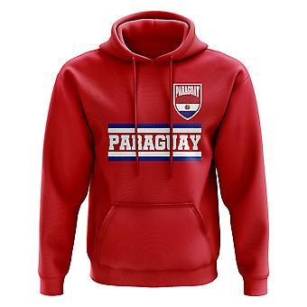 باراغواي كور لكرة القدم البلد هودي (الأحمر)