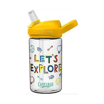 Camelbak Eddy+ Kids Bottle (lets Explore)