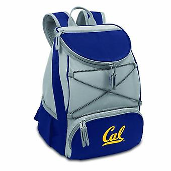 Ptx- Navy (U Of California Berkeley, Golden Bears) Digital Print Backpack