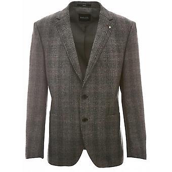 DIGEL Digel Fine Check Sports Jacket