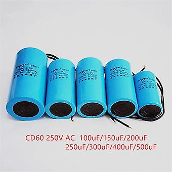 Ac Water Pump Startup Capacitor Motor Start Cd60 250vac
