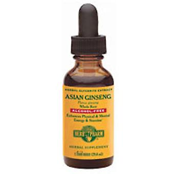 Herb Pharm Ginseng Glycerit, 1 Oz