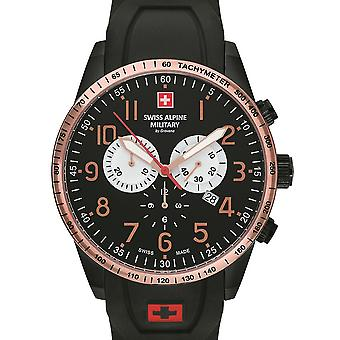 Mens Watch Swiss Military 7082.9887, Quartz, 45mm, 10ATM