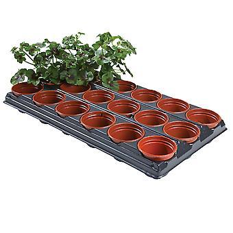 Worth Gardening Professional Potting On Tray 18 x 9cm Pots W0054