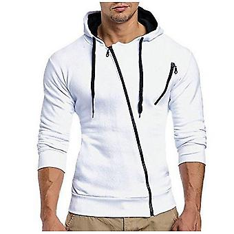 Sweatshirts Zipper Slimming Running Jacket, Sportwear Workout Gym Training