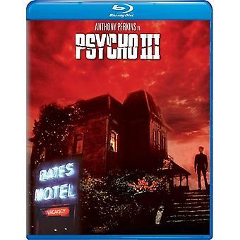 Psycho III [Blu-ray] USA import