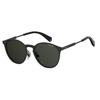 Polaroid Junior PLD4053/S 807/M9 Black/Polarised Grey Sunglasses