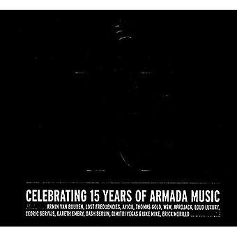 Armada 15 Years [CD] USA import