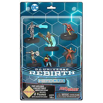 DC Comics HeroClix: DC Rebirth Fast Forces