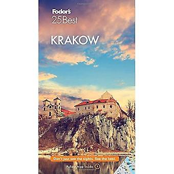 Fodor's Krakow 25 Best (Full-color Travel Guide)
