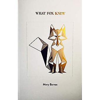Wat Fox wist