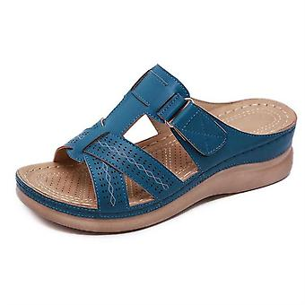 Summer Female Car Line Wear-resistant Anti-slip Comfortable Sandals