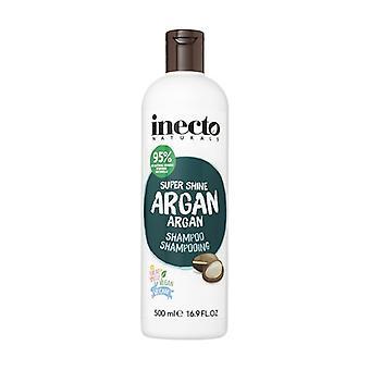 Moisturizing Shampoo with Argan Oil 500 ml