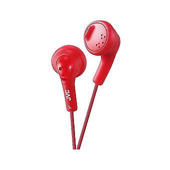 JVC HA-F160 - In-ear earbuds - Red