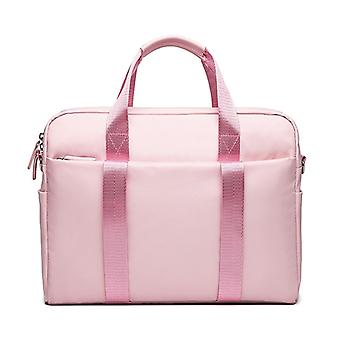 Kreative hängengürtel Silber Laptoptasche, Größe: 13,3 Zoll (Pink)