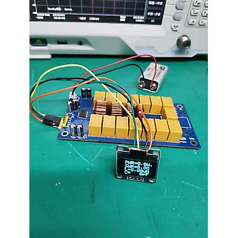 Automatic Antenna Tuner By Firmware Programmed Smd Chip Soldered