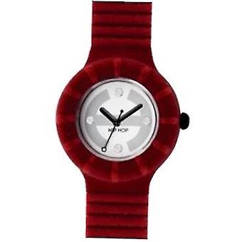 Hip hop watch velvet hwu0213