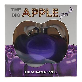 The Big Apple Purple Eau de Parfum 100ml Spray