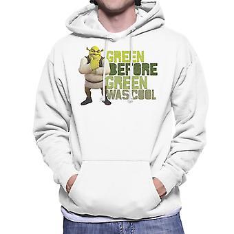 Shrek Green Før Green var cool mænd's Hættetrøje