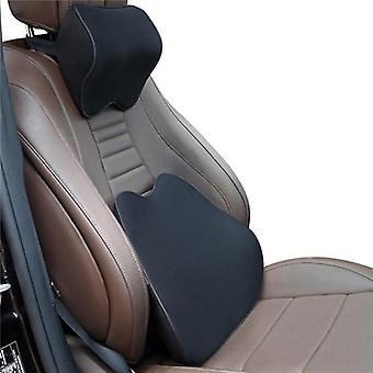 Cushion Auto Seat Head Support Protector/seat Rest Memory Cotton Under The Neck