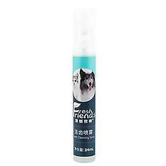 Plaque Kill Bacteria Portable Practical Pets Dental Spray Small Air Freshener