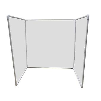 Transparent Plastic Shield Protector Table Desk For School, Classroom, Counter,