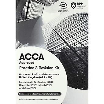 ACCA Advanced Audit and Assurance UK mennessä BPP Learning Media