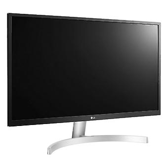 "Monitor LG 27UL500-W 27"" 4K Ultra HD IPS HDMI Zwart Wit"