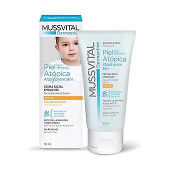 Dermactive Emollient Atopic Skin Cream SPF20 50 ml of cream
