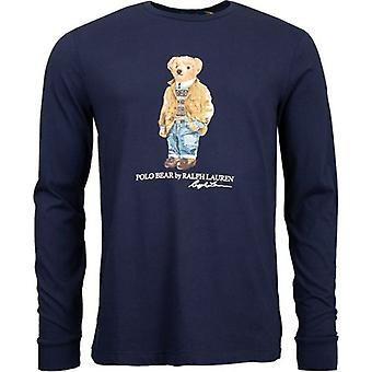 Polo Ralph Lauren Polo Bear Long Sleeved T-Shirt