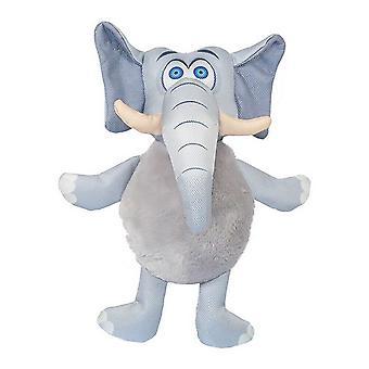 Rosewood Jolly Doggy Elephant Plush Dog Toy