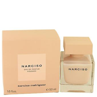 Narciso Poudree Eau De Parfum Spray por Narciso Rodríguez 1.6 oz Eau De Parfum Spray
