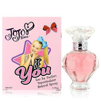 Jojo Siwa Be You Eau De Parfum Spray By Jojo Siwa 1.7 oz Eau De Parfum Spray