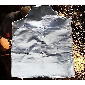 Kuumuutta kestävä esiliina Alumiinikangas esiliina