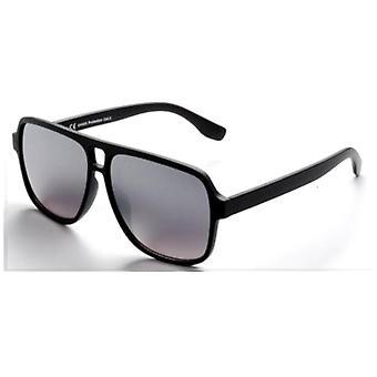 Solglasögon Män och Solglasögon Kvinnor Flygare Square - Svart Gespiegeld2850_5