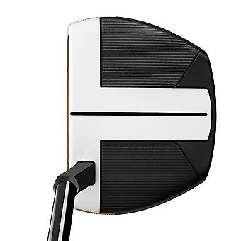 Taylormade Unisex 2021 Spider RH FCG Single Bend Putter