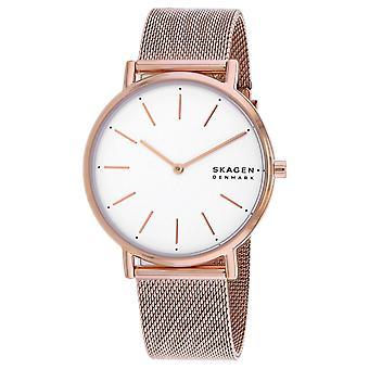 Skagen Women's Signatur White Dial Watch - SKW2784
