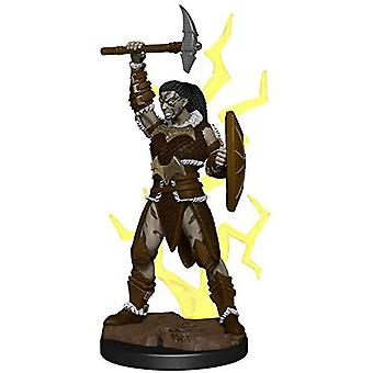 D&D Icons of the Realms Premium Goliath Barbarian Female