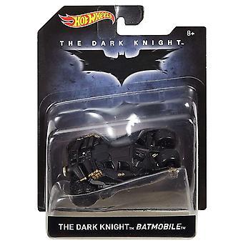 Hot wheels batman the dark knight batmobile 1:50