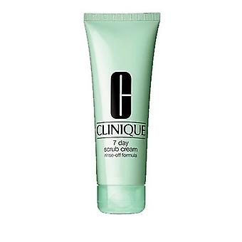 Clinique 7 Day Scrub Cream Creamy Facial Scrub