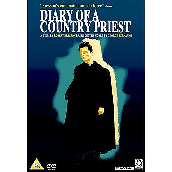 Diary Of A Country Priest DVD