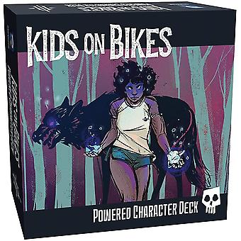 Kids On Bikes RPG Powered Character Deck