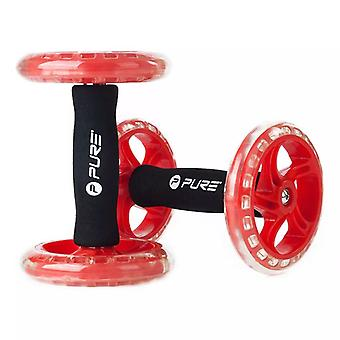 Pure2Improve Core Training Scooter 2 pcs. Red